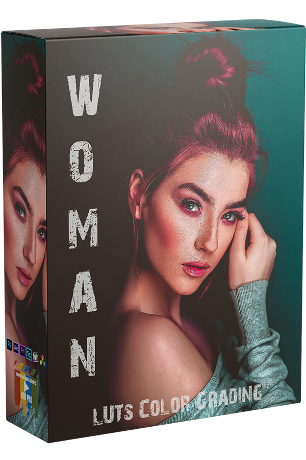 Woman LUTs Pack Color Grading Color Correction LUTs Cinematic LUTs Free LUT
